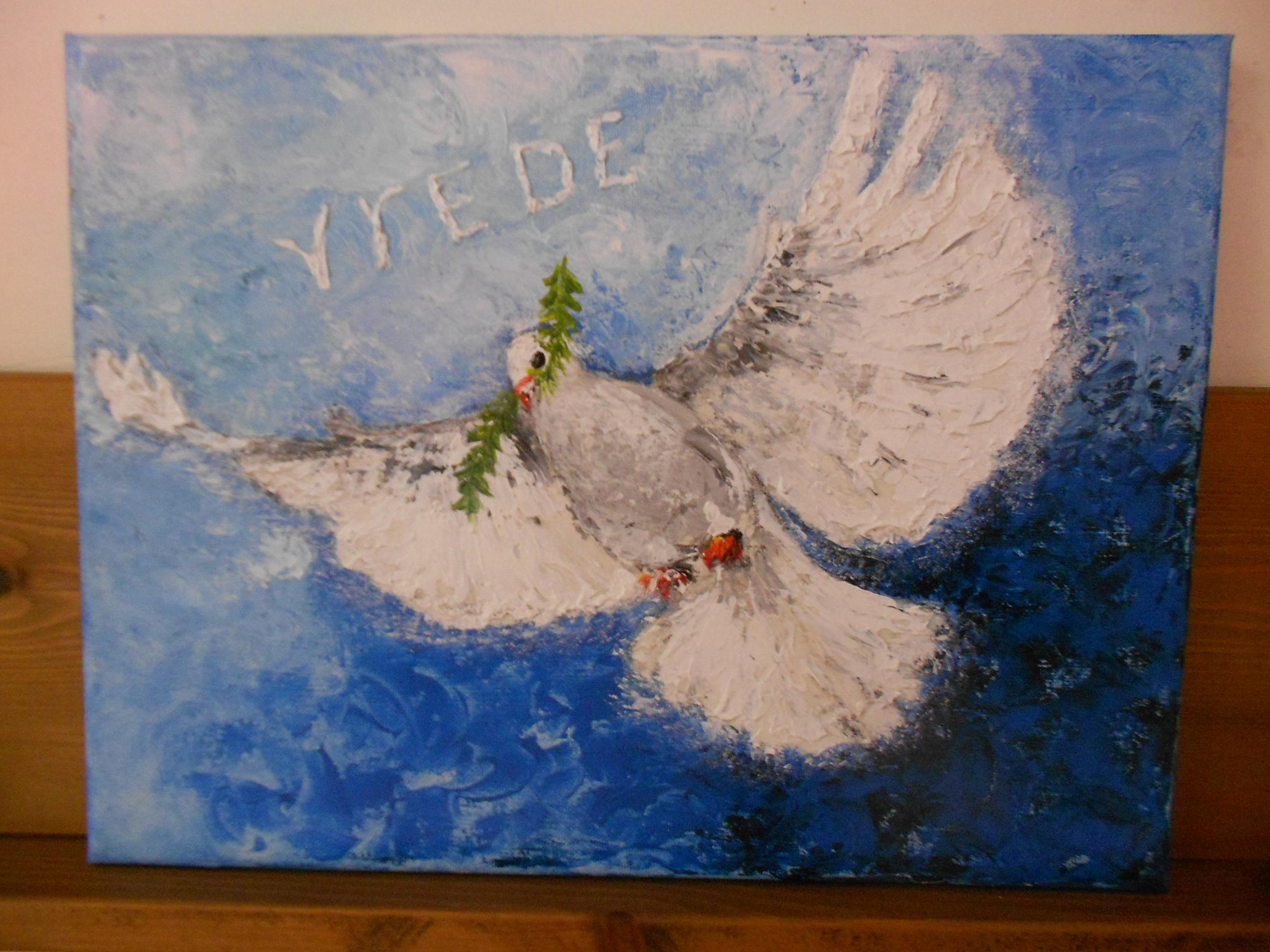duif vrede